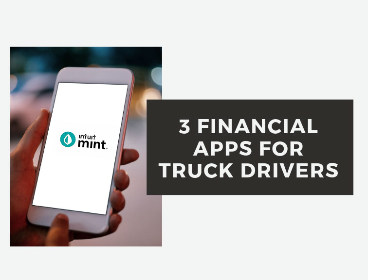 3 Finance Apps for Truck Drivers